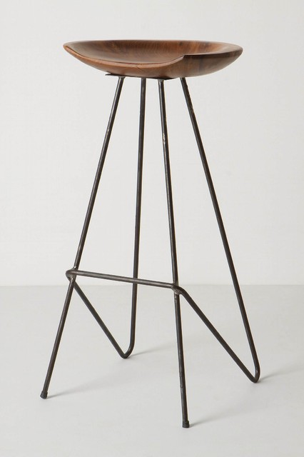 Perch Barstool | Anthropologie industrial-bar-stools-and-counter-stools