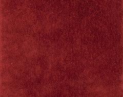 """Fresco Shag FG-01 7'9"""" x 9'9"""" Red Rug contemporary-rugs"""
