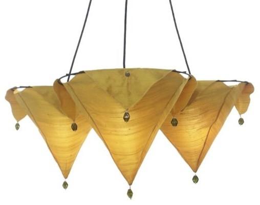 Corona Chandelier contemporary-chandeliers