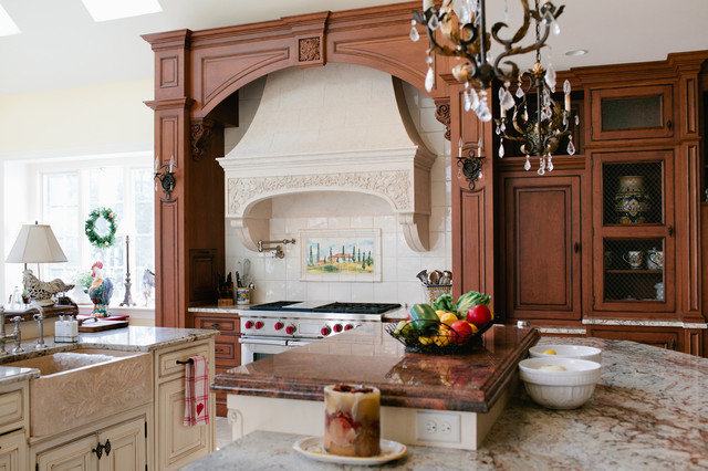 Kitchen Hood traditional-range-hoods-and-vents