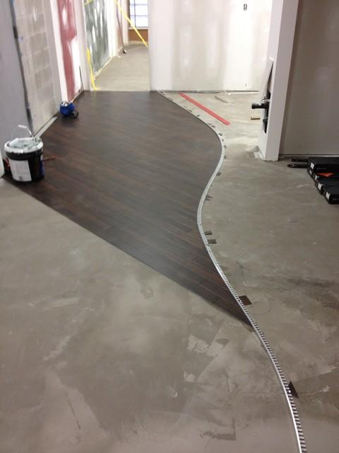impact modern vinyl flooring vancouver by surdel On modern vinyl flooring ideas