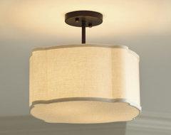 Regan Semi-Flush Mount contemporary-ceiling-lighting