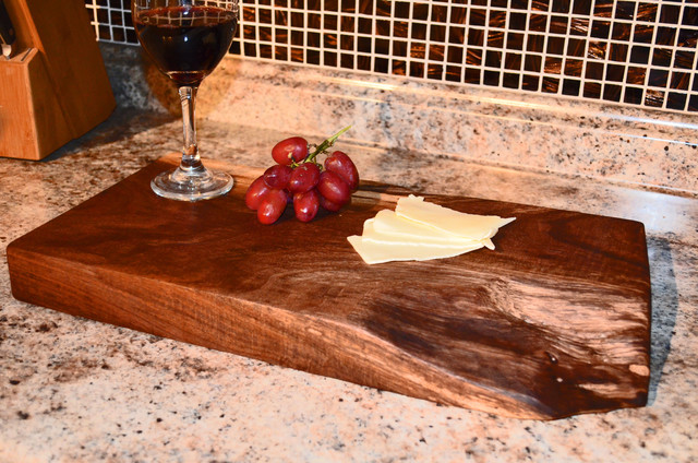 Salvaged Wood Cutting Boards traditional-cutting-boards