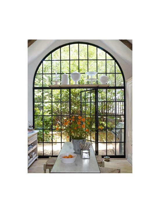 Steel Window and Door -