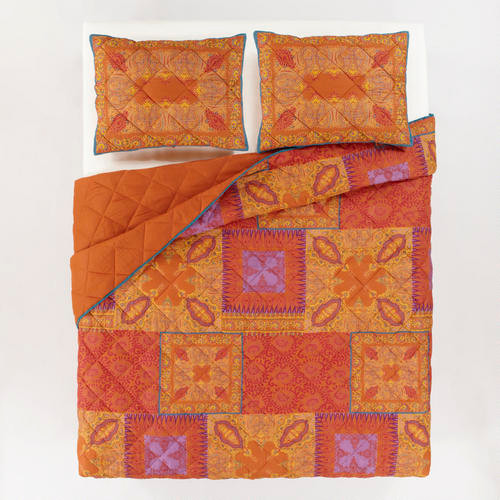 eclectic quilts by World Market