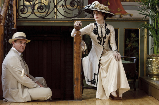 Downton Abbey: Earl and Countess of Grantham