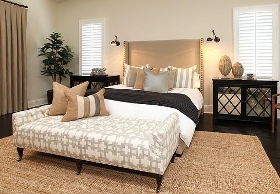 """Calabasas """"The Oaks"""" eclectic-bedroom"""