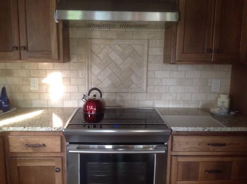 Help Backsplash Design Behind A 30 Inch Cooktop