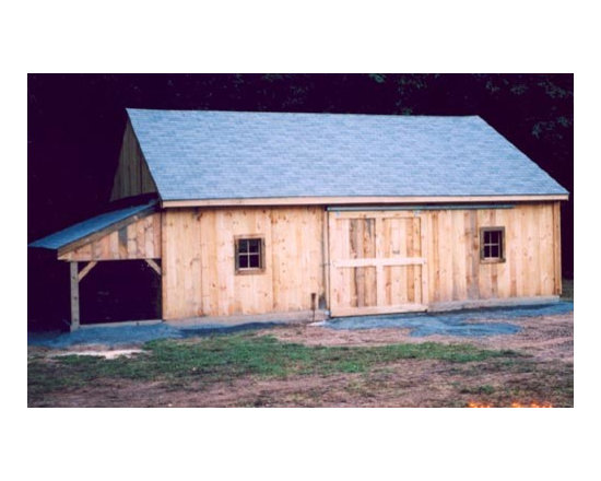 Strafford Window Manufacturing, Inc. - Wood Window Sash for Sheds, Barns and Stables -