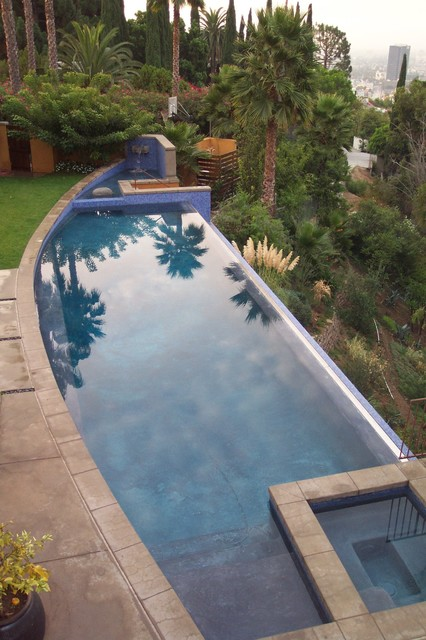 Pool Scapes and Standard Sheeting Waterfalls hot-tub-and-pool-supplies