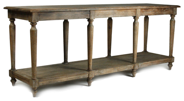 Alsace Buffet Table Farmhouse Buffets And Sideboards