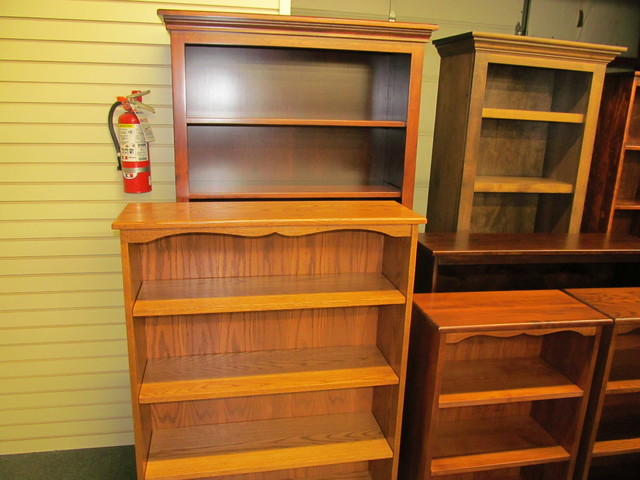 Bookcases - misc eclectic-bookcases