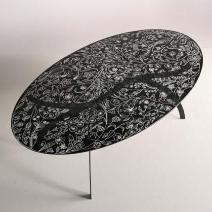 Moroso Tord Boontje Oval Table modern-dining-tables