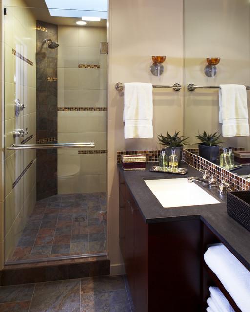 Bathroom traditional