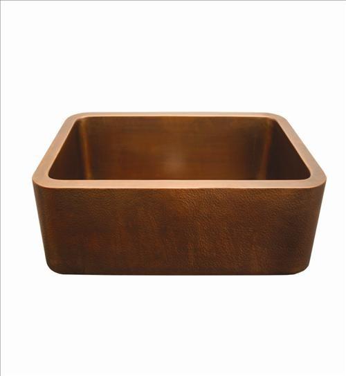 Whitehaus Wh2519Cofc-Hc Copperhaus Sink - Contemporary - Kitchen Sinks ...