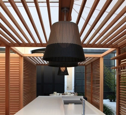 Romeo Outdoor C3 Pendant Lamp By Flos Lighting