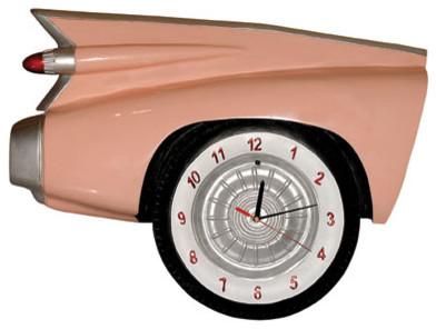 Cadillac Clock - Cadillac Wall Clock wall-clocks