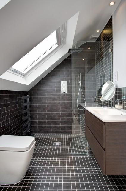 Dormer loft conversion tw2 for Bathroom dormer design