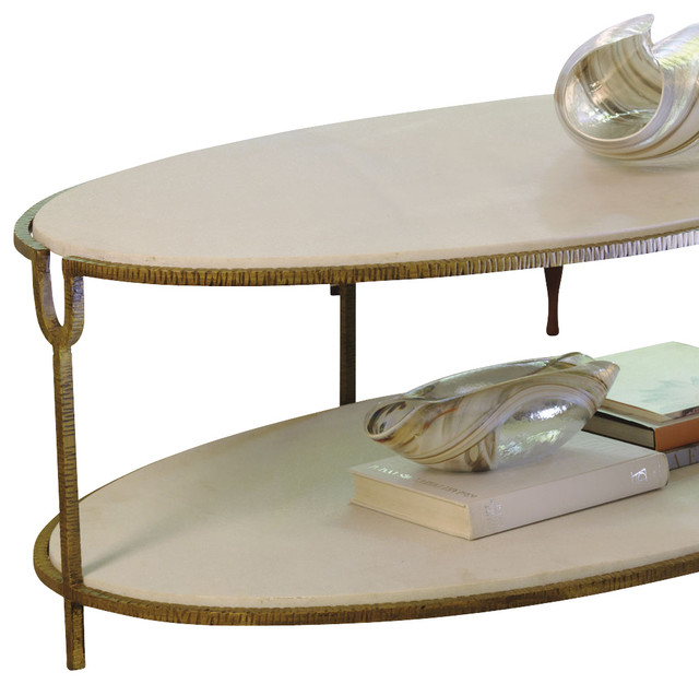 Transitional Coffee Tables Colby Coffee Table By Gabby Transitional Coffee Tables Other Metro