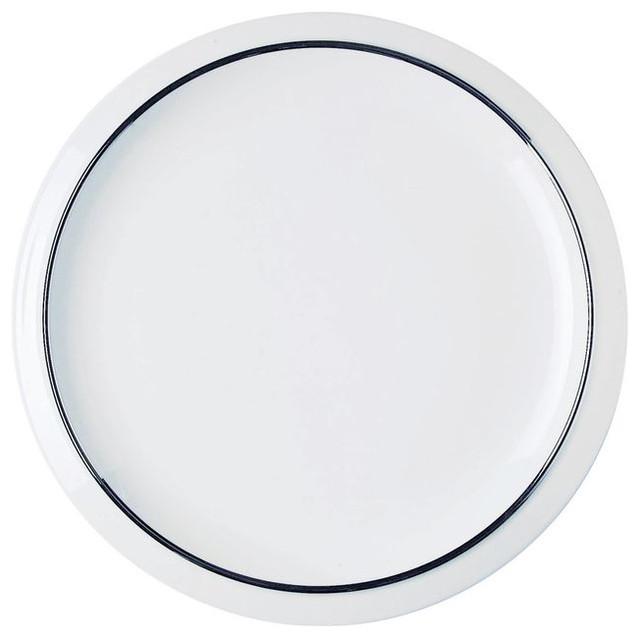 Alessi dinnerware filetto serving plate round modern - Alessi dinnerware sets ...