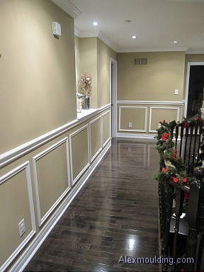 Shadow Box Wainscoting Traditional Other Metro