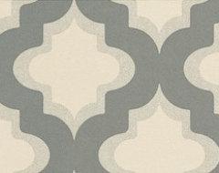 Wallpaper Direct - Kasbah Espresso by Clarke & Clarke mediterranean-wallpaper