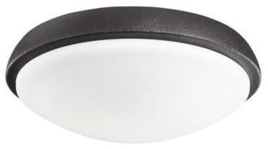 Kichler Lighting - 380117DBK - Low Profile - Two Light Ceiling Fan Kit ceiling-fans