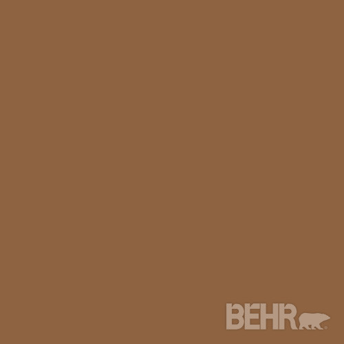 Latte Paint Color Behr