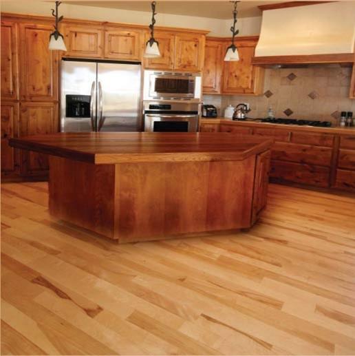 Maple Hardwood Flooring - Traditional - Hardwood Flooring - portland - by Fantastic Floor