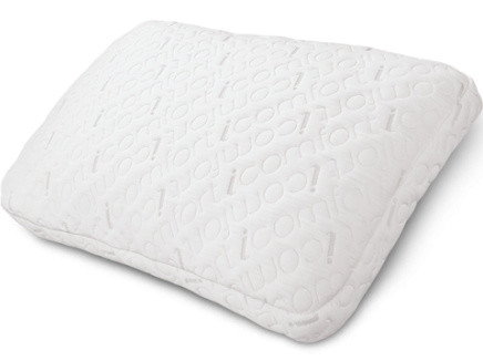 Serta Icomfort Scrunch Pillow With Cool Action Gel Memory