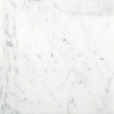 Bianco Carrara Polished Field Tile traditional kitchen tile