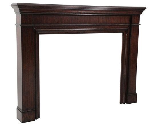 Ambella Home - New Ambella Home Fireplace Wood Frankford - Product Details