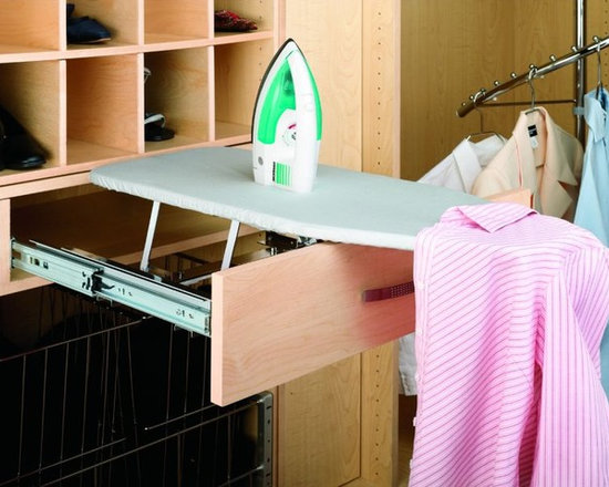 Product & Accessory Ideas - Extending fold out ironing board
