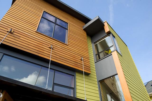 Wallingford Residence modern-exterior