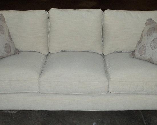 Customer Custom Orders - Robin Bruce Brooke Sofa (3) Cushion.