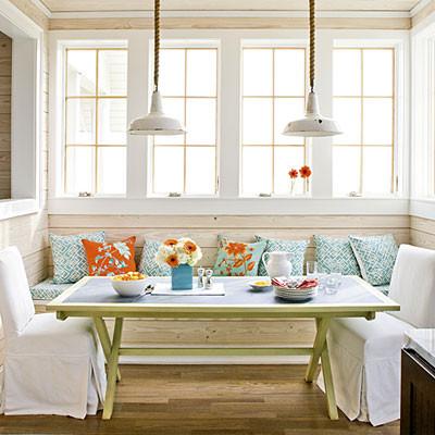 Dining Room beach-style