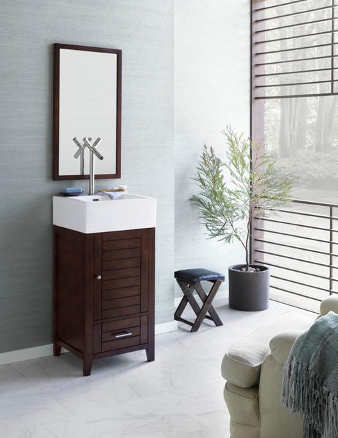 Ronbow Bath Furniture Eclectic Bathroom Vanities And