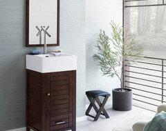 Ronbow Bath Furniture eclectic-bathroom-vanities-and-sink-consoles