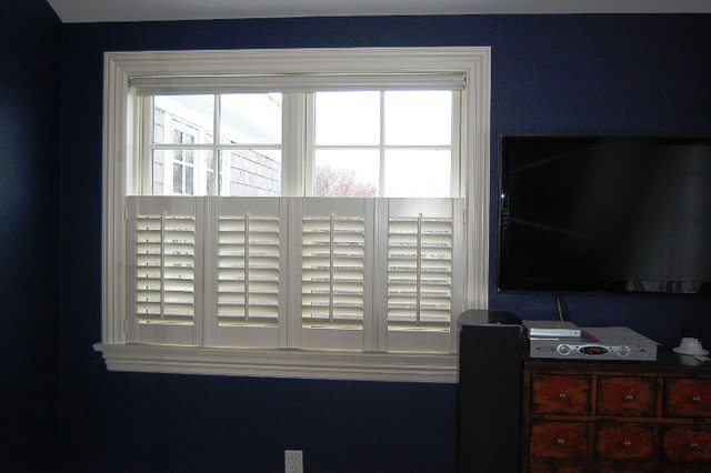 Plantation Shutters Traditional Boston By Shades In Place