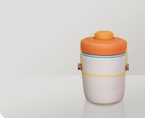 Contemporary Kitchen Canisters And Jars by Gretel Home