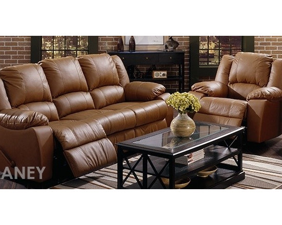 Palliser Delaney Home Theater Sofa Sectional -