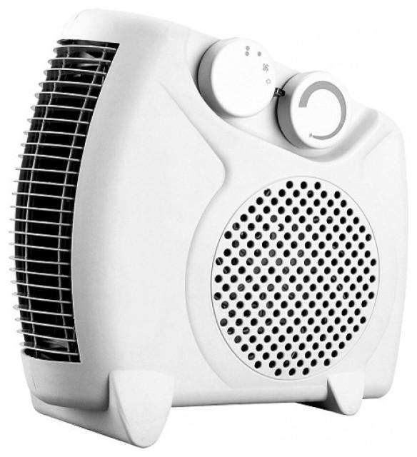 fine elements flat fan heater 2000w contemporary space. Black Bedroom Furniture Sets. Home Design Ideas