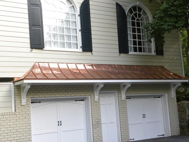 Buckhead Garage Eyebrow And Shutters Traditional Exterior Atlanta By