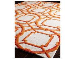 """""""Arabesque"""" Rug contemporary-rugs"""