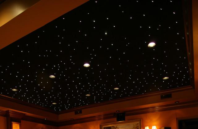 fiber optic star ceiling. Black Bedroom Furniture Sets. Home Design Ideas
