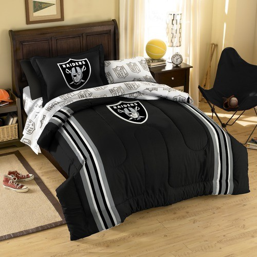 Carolina Panthers Queen Bed In A Bag