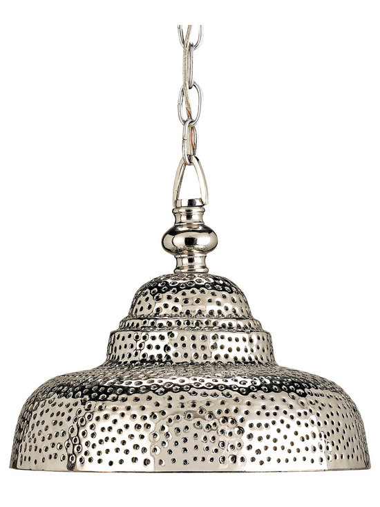 Lowell Pendant by Currey and Company