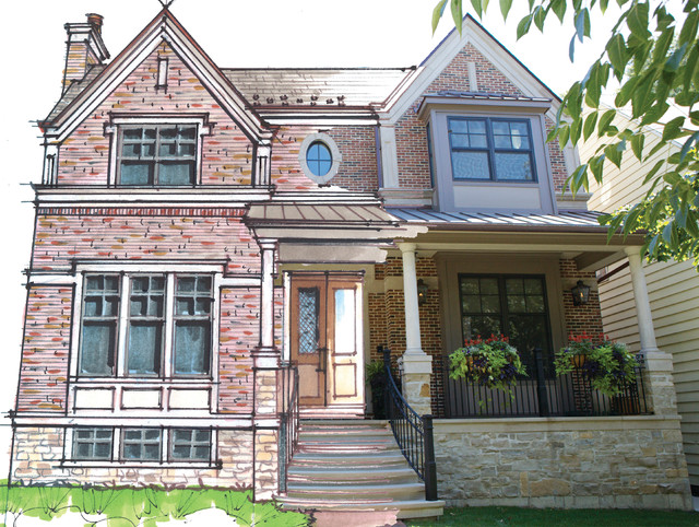 Old Irving Park Single-Family Home traditional