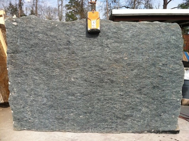 Caesar Green Granite modern-kitchen-countertops