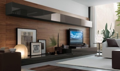Wall Paneling - contemporary - media storage - miami - by Dayoris ...